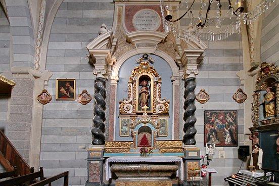 Villars Sur Var  L U0026 39 Eglise Saint Jean Baptiste