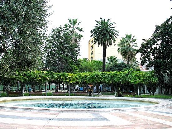 Jardin De La Villa Thiole Nice
