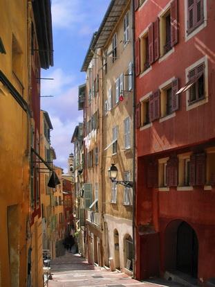 Le vieux nice rue du malonat le comte de nice en for Piscine vieux nice